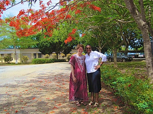 Margaret had the privilege of attending the SSL Formation Meeting in Ghana recently