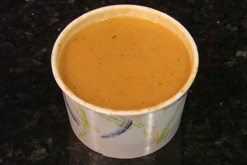Red Lentil Soup from Mmm Enfes