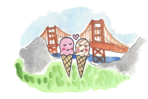Ice cream in SF