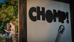 CHOMP!s Dinner in the Park 2016