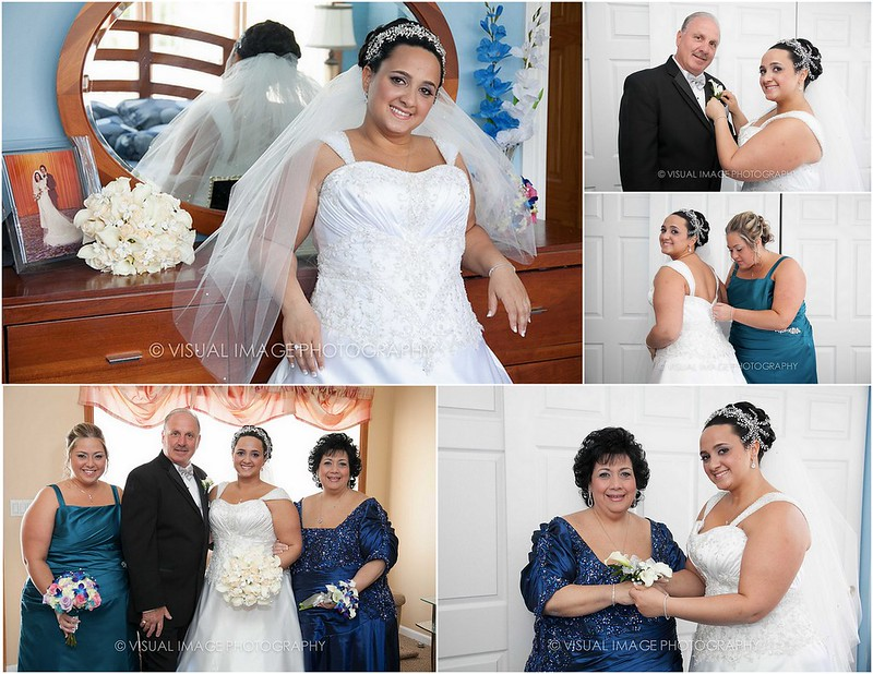 Bridal Styles Bride Tricia & Ralph, photo - Visual Image Photography