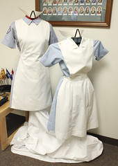 historic nursing uniform