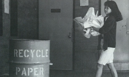 Recycling - Houstonian 1991