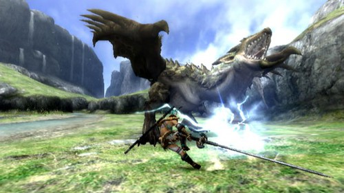 Monster Hunter 3 Ultimate Trailer Shows Wii U to 3DS Connectivity