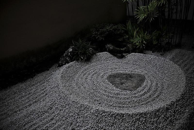 阿吽の石庭