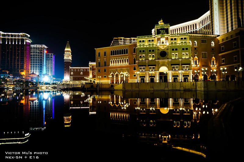 威尼斯人 + 金沙城 Venetian Macau resort hotel