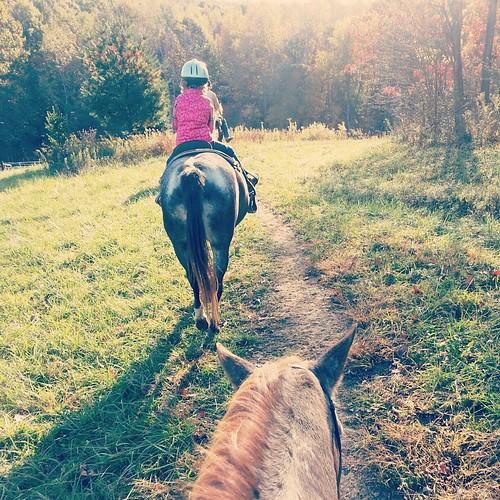 she rode brown sugar