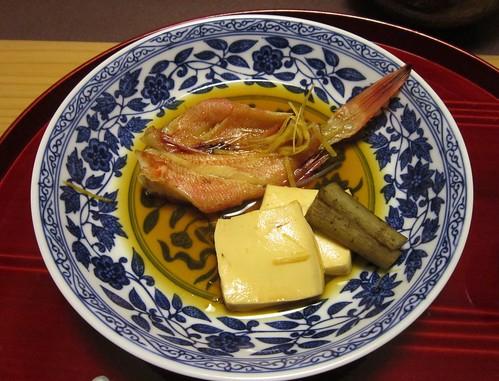 金目鯛の煮付け@柚の花 2012年10月10日 by Poran111