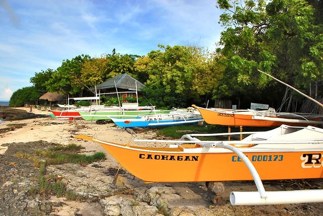 卡兒哈甘島 Caohagan Island