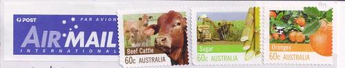Australia Stamps