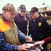 Governor Dayton Signs His 2012 Hunting License by GovernorDayton