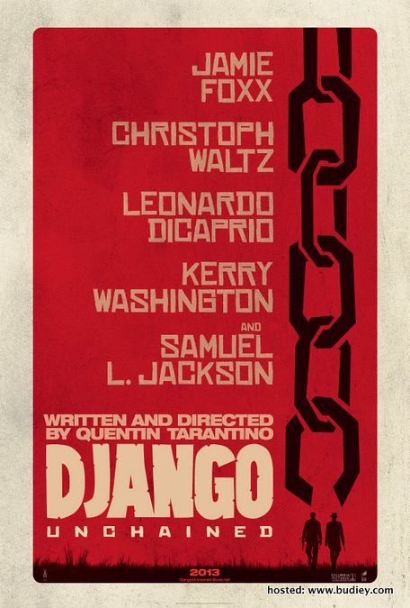 Synopsis & Trailer Filem Django Unchained