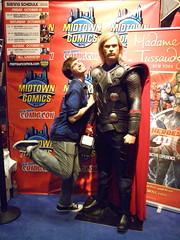 NYCC Rick and Thor