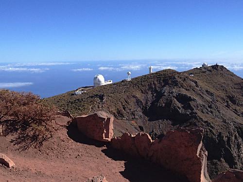 Observatory Roque de los Muchachos, La Palma