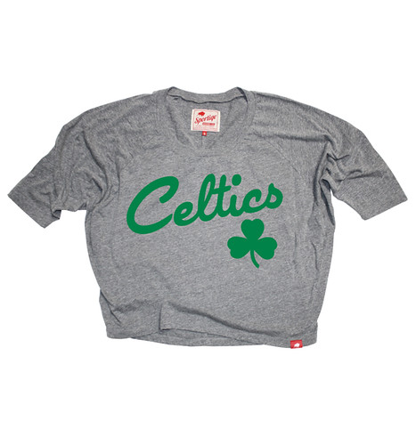 Boston Celtics Marshall Shirt By Sportiqe Apparel