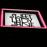 Sweet Lady Jane Sign