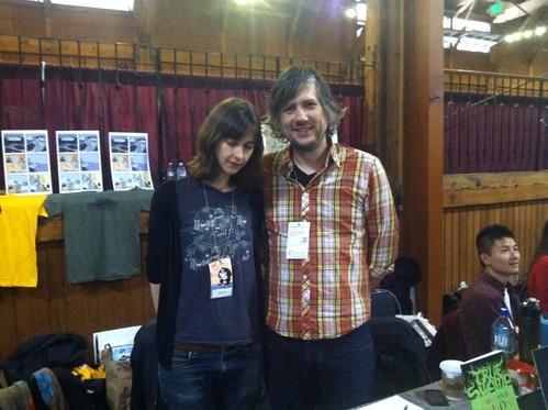 Gabrielle Bell & Tom Kaczynski