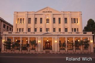 Yangon - Strand Hotel