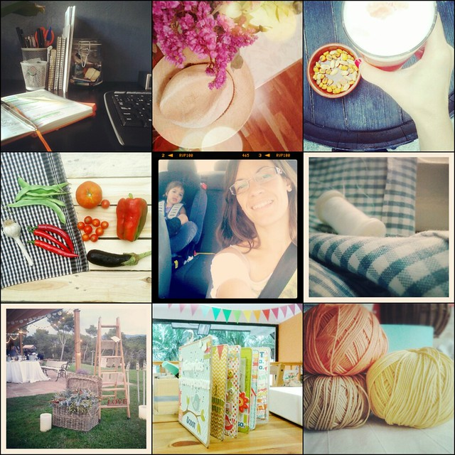 Setembre 2012 - Resumen Instagram