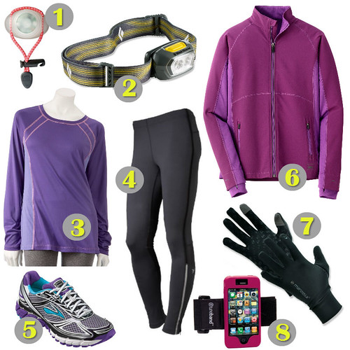 8 October Morning Run Essentials