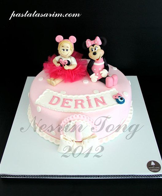 DERİN AND MİNİE MOUSE...