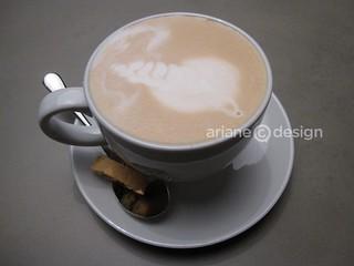 Take Five Cafe Gastown/Americano misto
