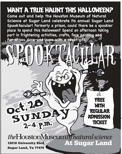 Sugar Land Spooktacular 2012