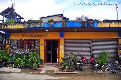 El Nido Waterfront Hotel, Hama St., El Nido, Palawan