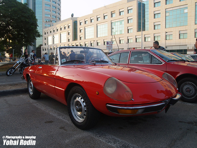 alfa romeo spider 105 115 series flickr photo sharing. Black Bedroom Furniture Sets. Home Design Ideas
