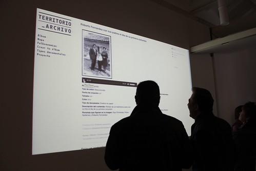 Territorio Archivo Activación 1 - Apertura