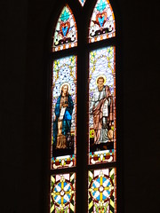 Stained Glass from Church