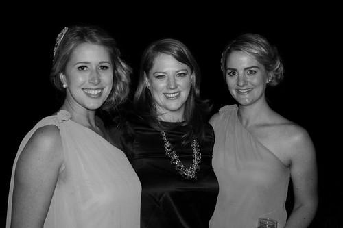 Amelia, Glenda, Hannah