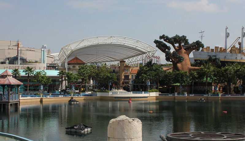 Universal Studios Singapore - Hollywood