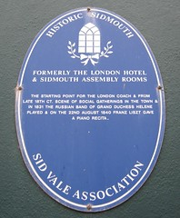 Photo of Blue plaque number 11743