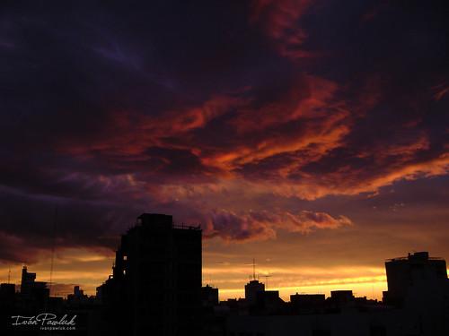 Cielo y Tormenta by Ivan Pawluk