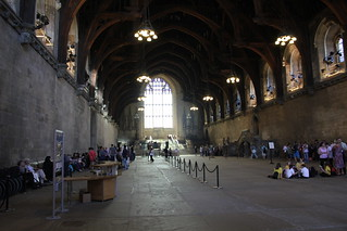 Houses of parliament: interno
