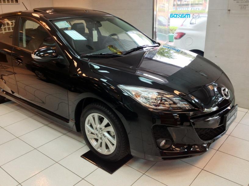 New Mazda3 小改款_5
