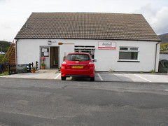 asphalt, building, vehicle, transport, roof, property, residential area, car park, real estate, home, parking,