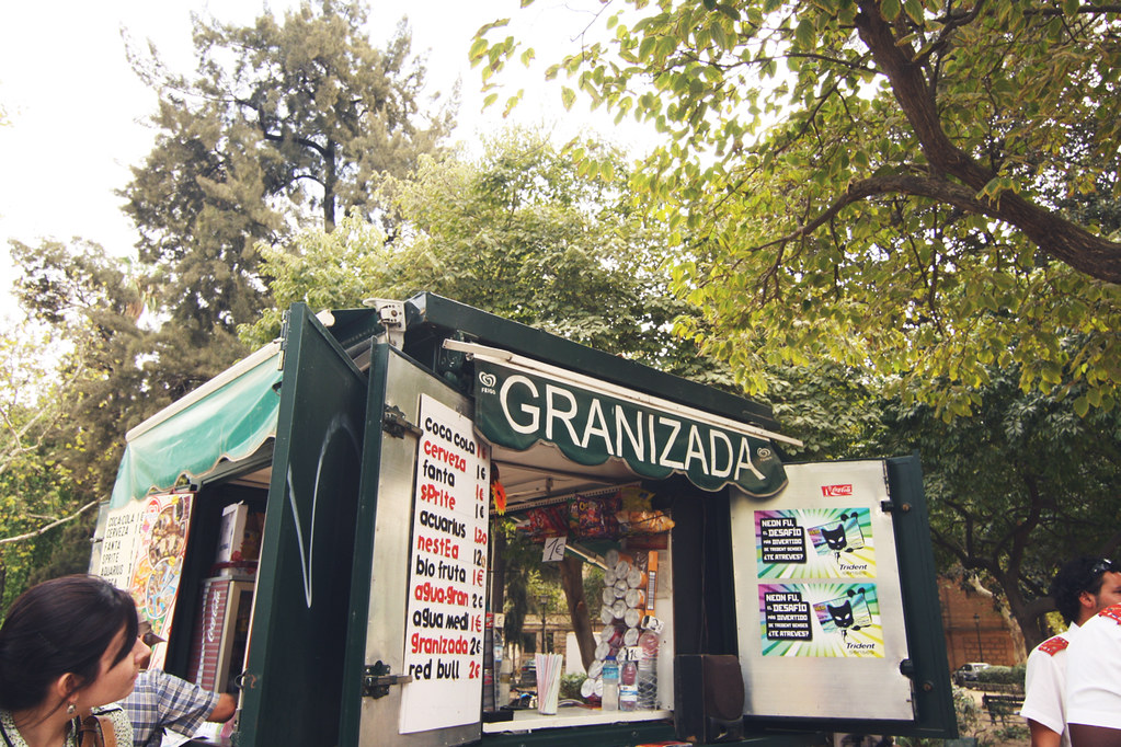 granizada stand