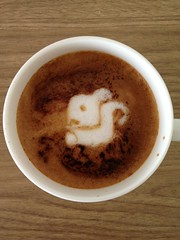 Today's latte, Sphinx-Users.jp.