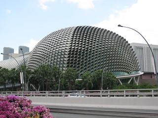Esplanade – Theatres on the Bay, Singapore