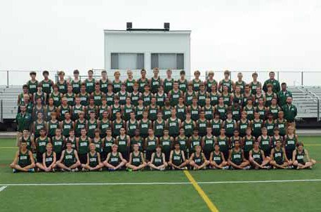 Mason boys cross country