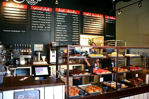 Donut Cafe Ii Menu