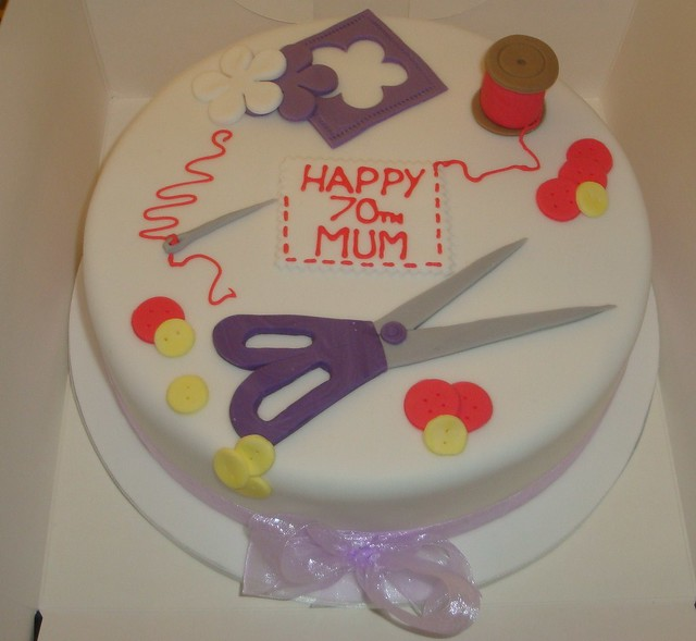 Cake Tv Show Crafts : Birthday Craft Cake Flickr - Photo Sharing!