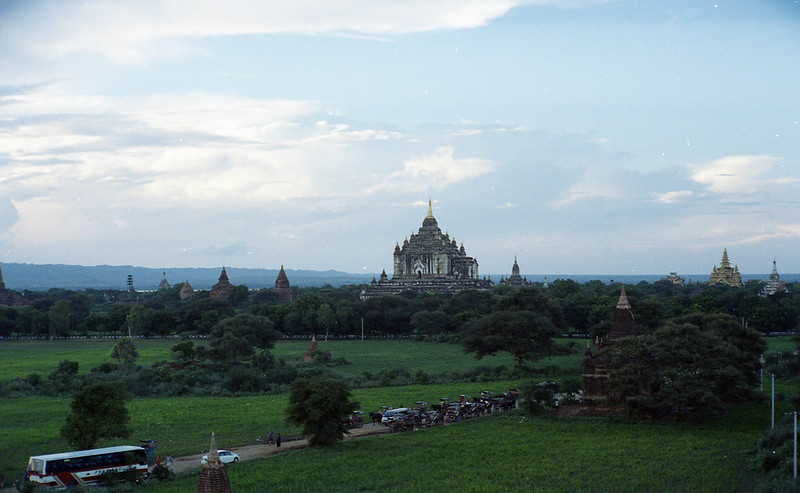 Historical Site : Bagan