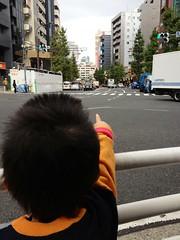 朝散歩 (2012/10/25)