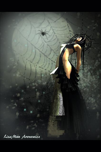 Arachnophobia..