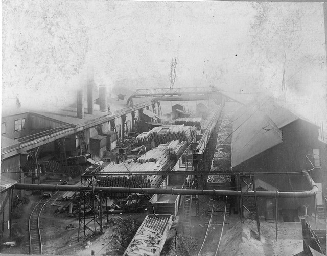 Carnegie Steel Company North Works c  1905Carnegie Steel Company