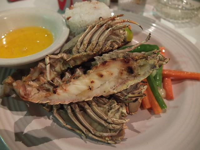 Seadive的4隻龍蝦套餐, 395p
