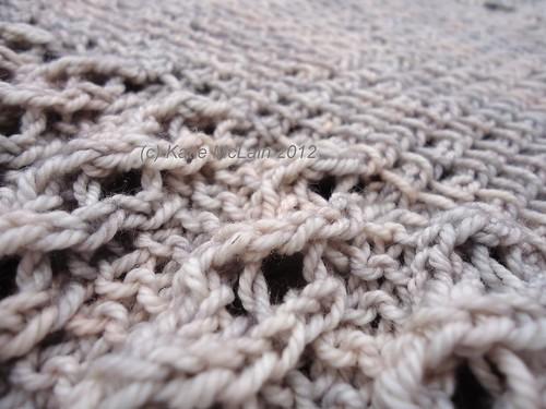 Stitch texture
